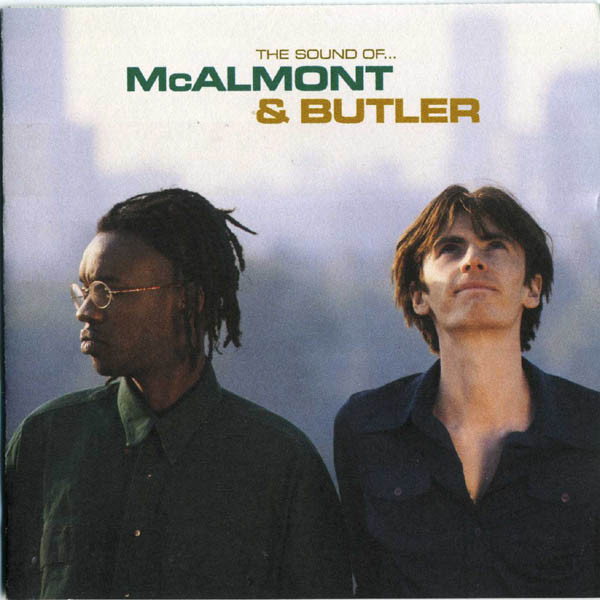 McAlmont & Butler The Sound Of CD