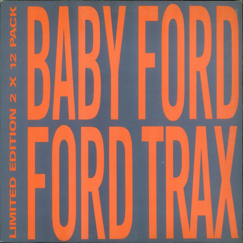 Baby Ford Ford Trax