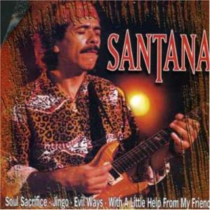 Santana Santana Vinyl