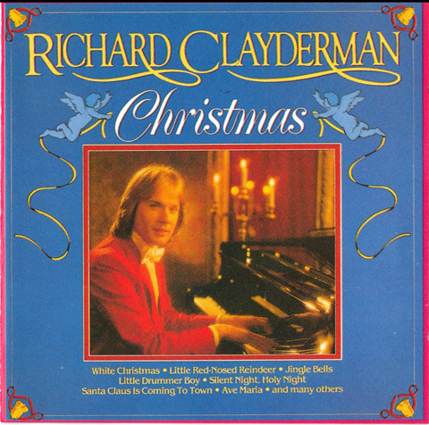 Clayderman, Richard Christmas