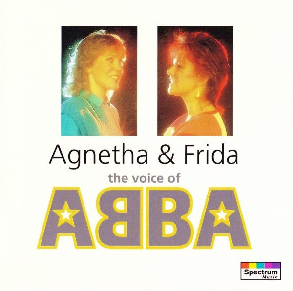 Agnetha & Freda The Voice Of Abba CD