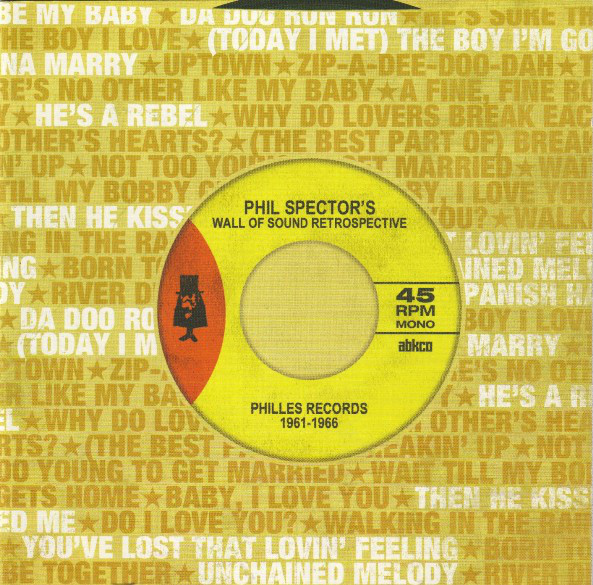 Various The Phil Spector Collection CD