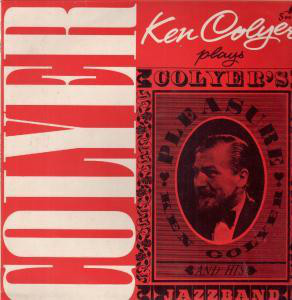 Ken Colyer's Jazz Band Colyer's Pleasure Vinyl