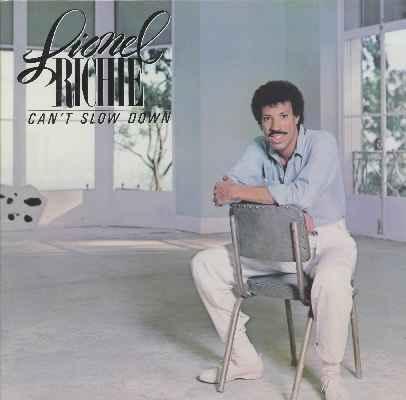 Richie, Lionel Can't Slow Down Vinyl