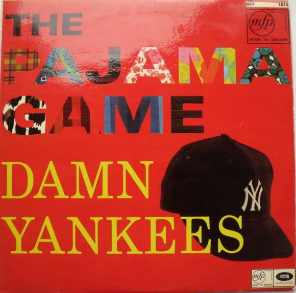 Various The Pajama Game / Damn Yankees  Vinyl