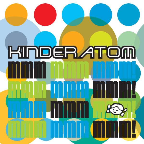 Kinder Atom MMM! Vinyl
