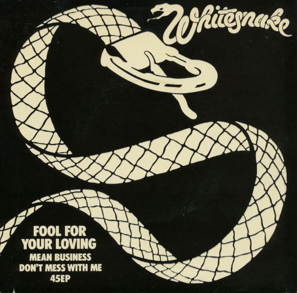Whitesnake Fool For Your Loving
