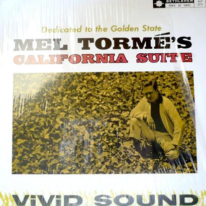 Torme, Mel Mel Tormé's California Suite