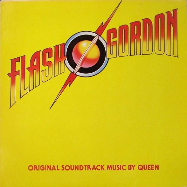 Queen Flash Gordon (Original Soundtrack Music) Vinyl