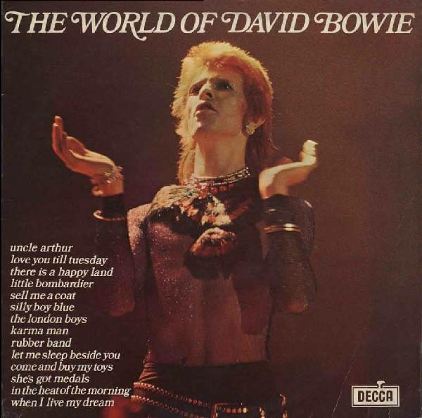 Bowie, David The World Of David Bowie