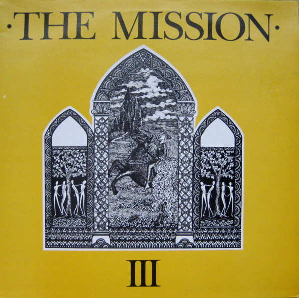 The Mission III Vinyl