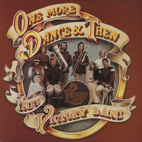 New Victory Band  One More Dance & Then Vinyl