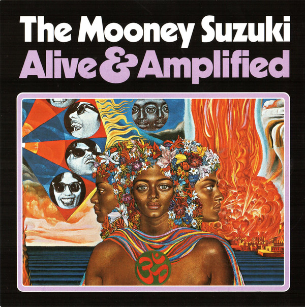 The Mooney Suzuki Alive & Amplified CD