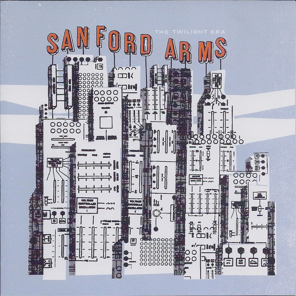 Sanford Arms The Twilight Era CD