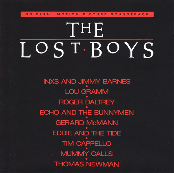 Various The Lost Boys (Original Motion Picture Soundtrack)
