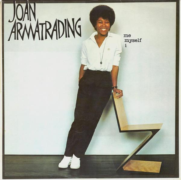 Armatrading, Joan Me Myself I Vinyl