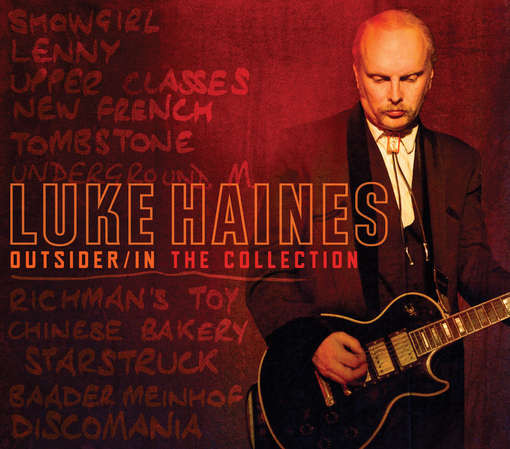 Haines, Luke Outsider In The Collection