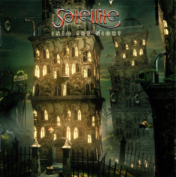 Satellite Into The Night CD