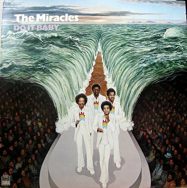 The Miracles Do It Baby Vinyl