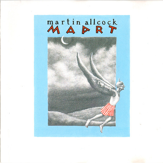 Allcock, Martin Maart CD