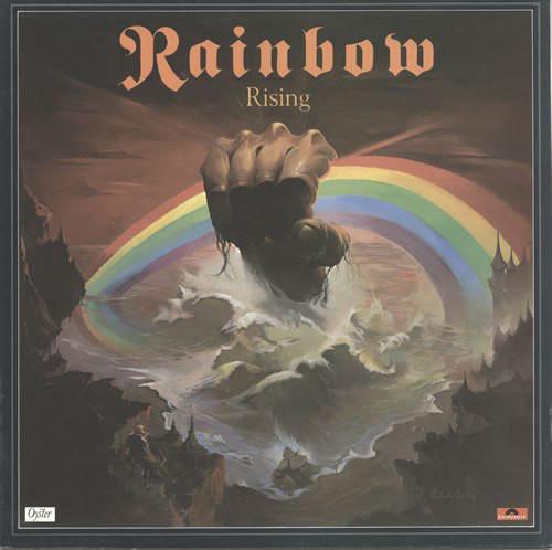 Rainbow Rising Vinyl