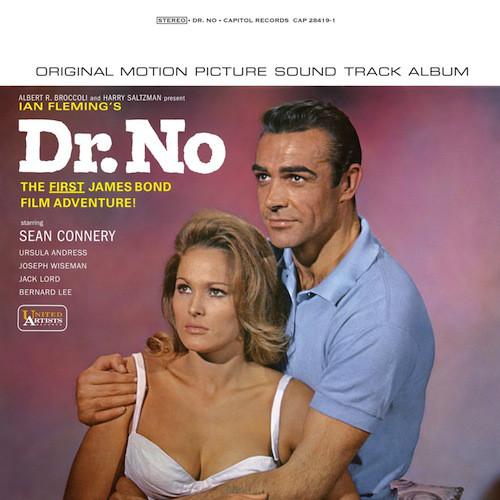 Norman, Monty Dr. No (Original Motion Picture Sound Track Album) Vinyl