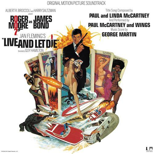 Various Live And Let Die (Original Motion Picture Soundtrack) Vinyl