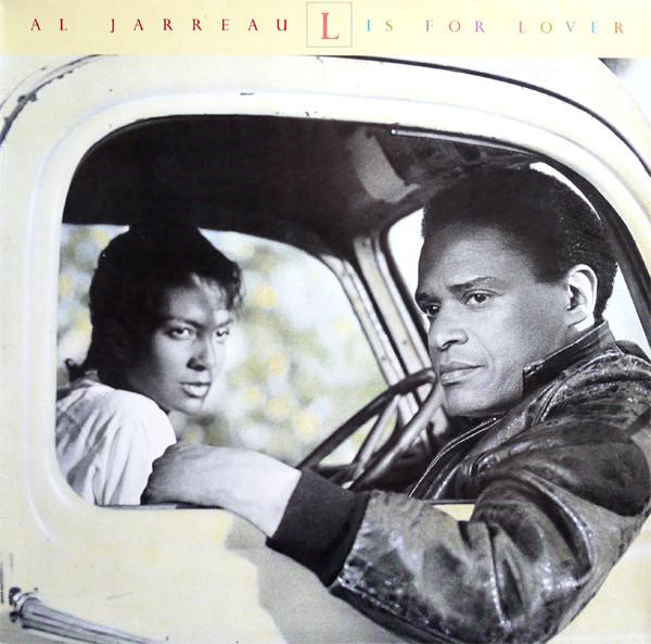 Jarreau, Al L Is For Lover Vinyl