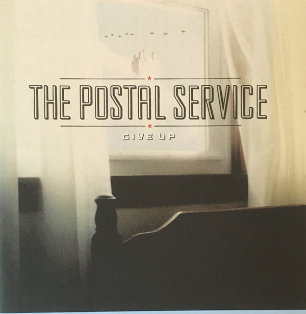 Give Up The Postal Service CD