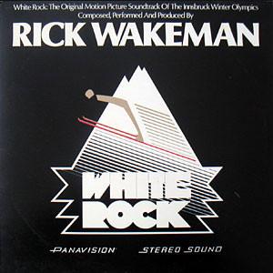 Wakeman, Rick White Rock Vinyl