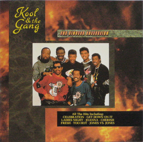 Kool & The Gang The Singles Collection