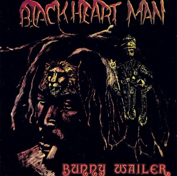 Bunny Wailer Blackheart Man Vinyl