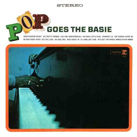 Count Basie Pop Goes The Basie