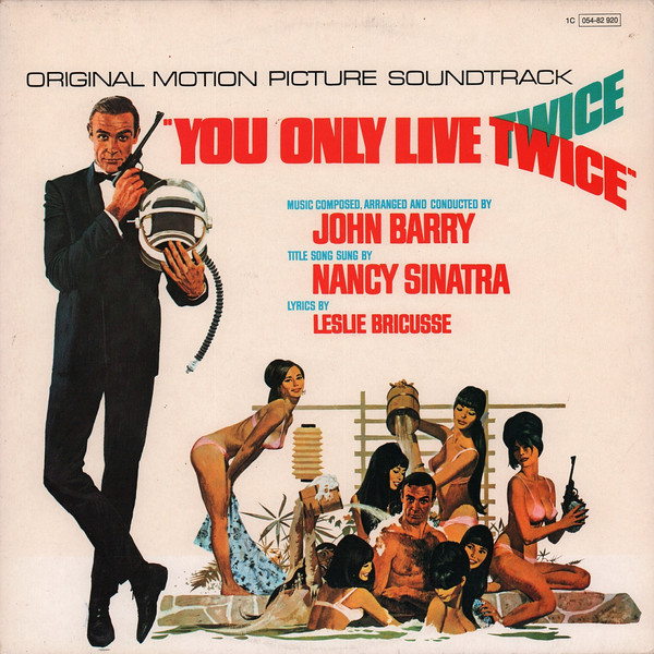 Barry, John - Nancy Sinatra You Only Live Twice