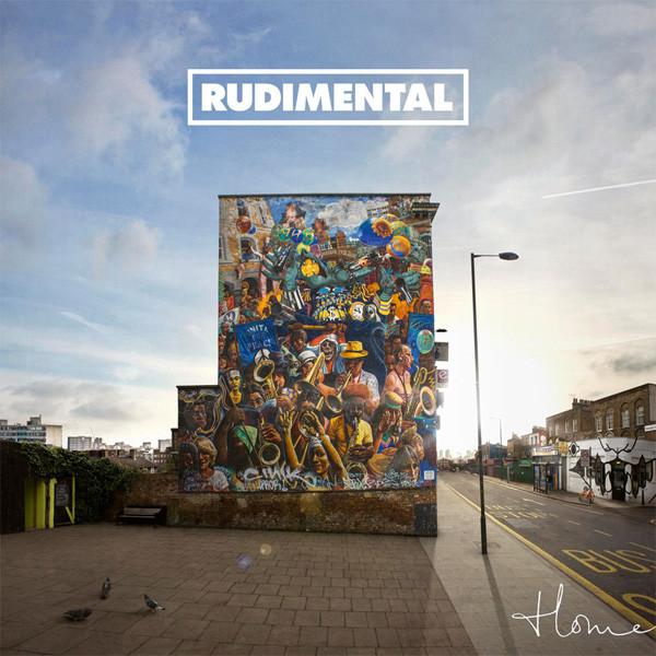 Rudimental Home CD