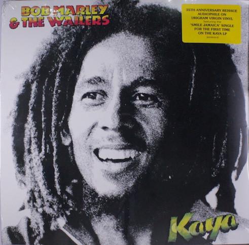 Marley, Bob & The Wailers Kaya