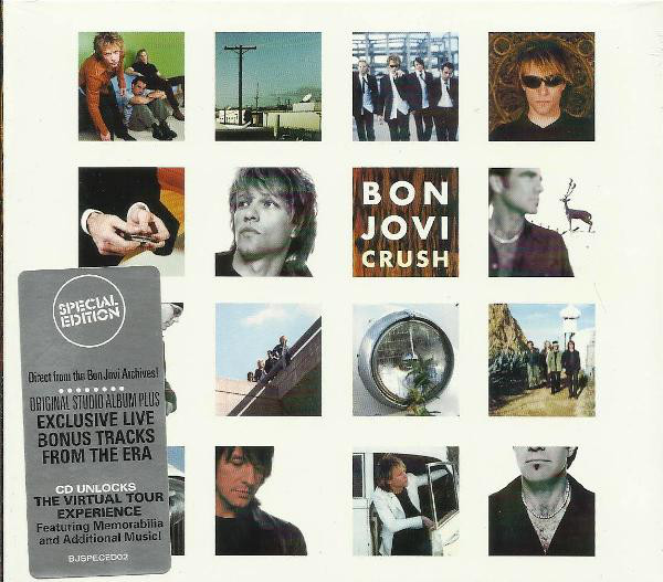 Bon Jovi Crush - Special Edition
