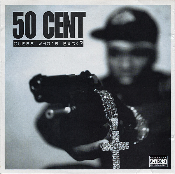 50 Cent Guess Who's Back CD