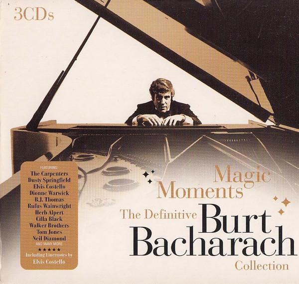 Bacharach, Burt Magic Moments - The Definitive Burt Bacharach Collection  CD