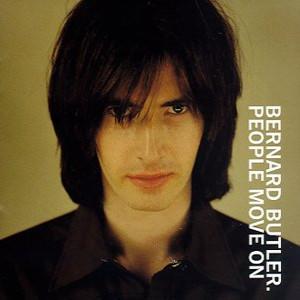 Butler, Bernard People Move On CD
