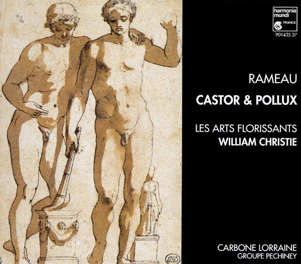 Rameau - Les Arts Florissants, William Christie Castor & Pollux Vinyl