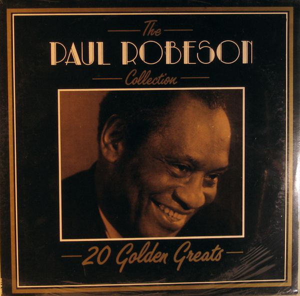 Paul Robeson 20 Golden Greats