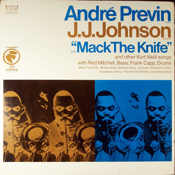 André Previn And J.J. Johnson  Play