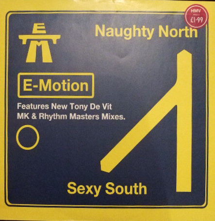 E-Motion Naughty North Sexy South