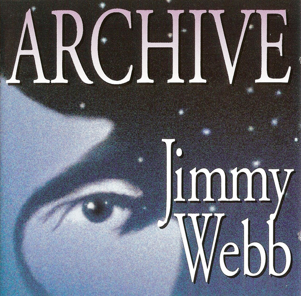 Jimmy Webb Archive CD