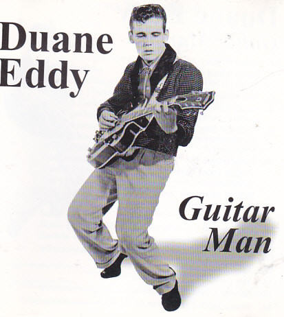 Eddy Duane Guitar Man CD
