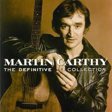 Carthy, Martin The Definitive Collection Vinyl
