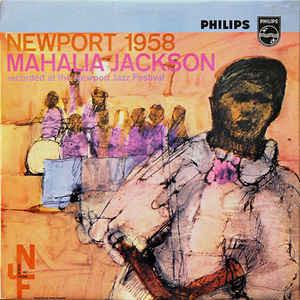 Jackson, Mahalia Newport 1958 Vinyl