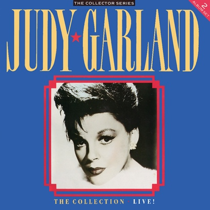 Garland, Judy The Collection Live