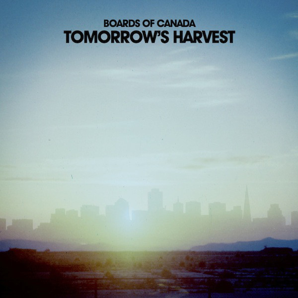 Boards Of Canada Tomorrow's Harvest Vinyl